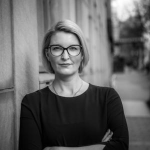 Pernilla Enebrink. Foto: Pressbild