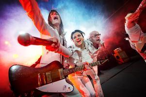 The Ark spelade senast i Sundsvall för nio år sedan under avskedsturnén. Bild: Jens L'Estrade