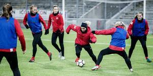 Kif Örebro förlorade med 4–0 mot Eskilstuna United