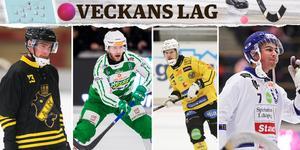 Kalle Lempinen, Stefan Edberg, Martin Söderberg och Joel Broberg.