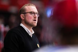 Jeff Jakobs ryktas vara en kandidat till rollen som assisterande tränare i IK Oskarshamn till nästa säsong. Bild: Andreas L Eriksson/Bildbyrån.
