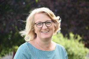 Gunilla Druve Jansson (C), ordförande i regionens psykiatriberedning, tror på de nya mottagningarna för Ungas psykiska hälsa, som nu ska bli permanenta.