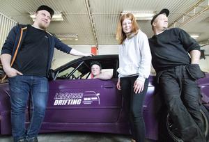 Sex av sju kvällar i veckan håller gänget till ute i Mats Anderssons garage i Malsta, utanför Hudiksvall.