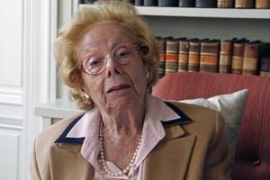 Kate Wacz räddades av Raoul Wallenberg och har ägnat sitt liv åt att sprida kunskap om honom.