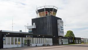 Dalaflyget tror på reguljärt flyg från Borlänge.