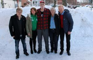 Hag-Lasse Persson kommer på nationaldagen att dela ut Seniorpriset till Lars Trygg, Maria Nyberg, Gunilla Söderholm och Johan Berner.