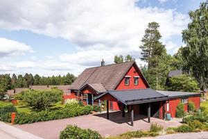 Margaretas väg 8 i Falun. Foto: Svensk Fastighetsförmedling Falun