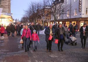 Ludvikas befolkning ökade i fjol främst tack vare att antalet nyfödda var 24 fler än antalet avlidna.