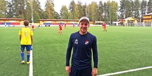 Fredrik Andersson är ny ansvarig för hela Kvarnsvedens sportsliga verksamhet.