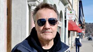 Jan Sjöström, 57 år, rådgivare, Sundsvall: