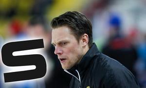 Stefan Söderholm stöttar SAIK när Magnus Muhrén är borta på obestämd tid. FOTO: RIKARD BÄCKMAN