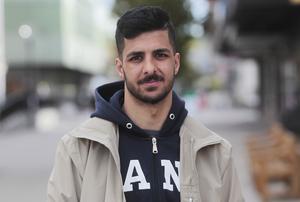 Mohammed Al-Dahan – en 19-åring med fullt fokus på fotbollen,