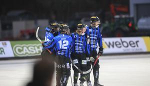 Sirius succéstart fortsätter när laget tog tredje segern på fyra matcher.