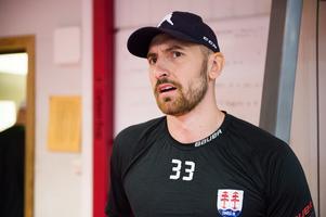Nyförvärvet Albin Lundin bjuder på svar som inte bara handlar om hockey.