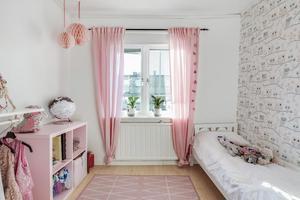 Barnrum. Foto: Svensk Fastighetsförmedling Arboga