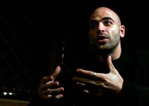 Roberto Saviano.Foto: Scanpix