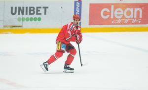 Johan Pettersson är tillbaka hos Modo Hockey och blir kvar säsongen ut.
