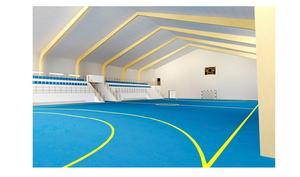 Den samlade kostnaden för den nya idrottshallen i Norberg lär bli högre än vad som redovisats, varnar skribenterna.Foto: Arkitektgruppen GKAK i Ludvika