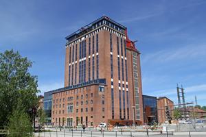 Nära Steam hotel planeras en ny brygga.