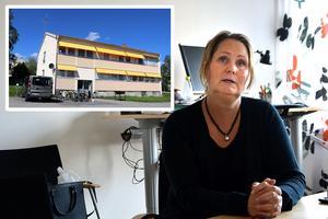Socialchef Katarina Persson är glad att båda nämnderna gett klartecken till att fortsätta utreda förutsättningarna för ett skolveckohem i Fränsta.