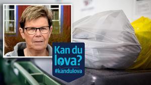 Lisbeth Gråbo tog chansen i valtjänsten #kandulova och ställde Gagnefspolitikerna mot väggen i den heta stopfrågan. Bilden är ett montage.