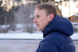 Förra året hjälpte Reineck till som tränare i Team Leksand som är ett utvecklingslag med spelare som inte kommer in på vanliga hockeygymnasiet.