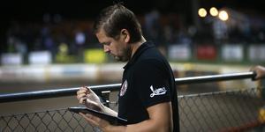 Peter Johansson är klar för en fjärde säsong som lagledare i Indianerna och får nu börja fila på ett nytt lagbygge.