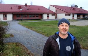Thomas Jansson ser möjligheter att få till annan verksamhet i Torpshammar, men inte så länge lokalerna är i sitt nuvarande skick.