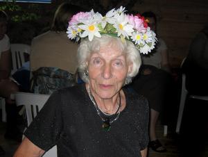 May Halén har gått bort, 95 år gammal.