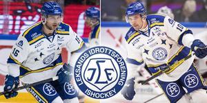 Daniel Gunnarsson blir borta på obestämd tid samtidigt som Johan Fransson åter är tillgänglig för spel. Bild: TT/Bildbyrån
