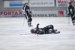 SAIK Sandvikens AIK Sandviken Erik Säfström
