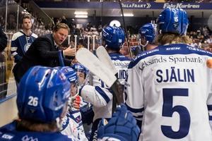 Leif Carlsson. Foto: Daniel Eriksson/Bildbyrån