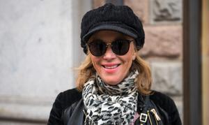 Annelie Berg, runt 60, hälsovägledare, Sundsvall: