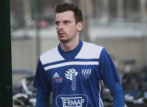Joel Nordgren – målskytt för Rengsjö.