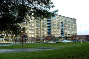 Sollefteå sjukhus. Bild: Arkiv