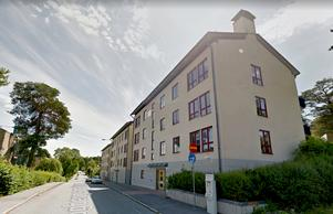 Idag står det nybyggda hus vid Högbergsgatan 19. Bild: Google maps