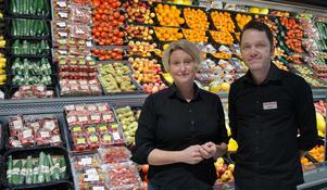 Gabriella Kumlin och Stefan Brunsärn har ägt och drivit matbutiken i Tandådalen tillsammans i snart 20 år.
