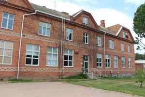 Byggnaden som fram tills nyligen rymde Österfärenbo skolas högstadium.
