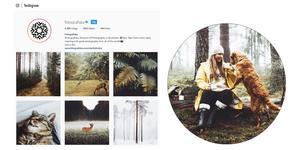 Storåbon Angelica Rosengren är veckans gästfotograf  på Fotografiskas Instagram.