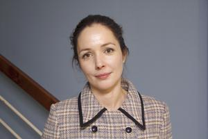 Karolina Berglund, chef Norra Västmanlands ekonomiförvaltning, NVE.
