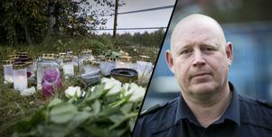 Fotomontage: Mikael Hellsten. Efter dödsolyckan i Pusselbo – trafikpolis kritisk mot sociala medier: