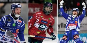 Johan Esplund, Joakim Svensk och Martin Johansson är tre av spelarna som tar plats i Årets lag.