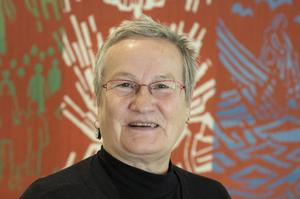 Maria Antonic (S), kyrkorådets ordförande.