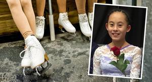 Alicia Hoväng var en av åkarna som stod för en stark prestation under helgens tävlingar.