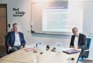 Vid presskonferensen med Östersundshem i tisdags var både Christer Sundin och Unto Järvirova väldigt försiktiga kring en möjlig polisanmälan rörande de oegentligheter som misstänks ha skett  i bolaget. Och Unto Järvirova står även under onsdagen fast vid detta ställningstagande.