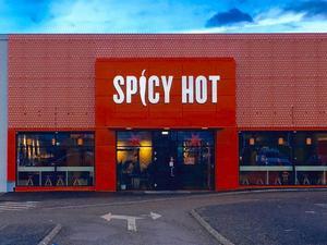 Spicy Hot på Hälla får två gafflar.Foto: Lunchkollen