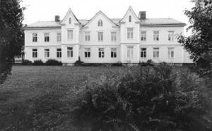 Schenströmska gården.