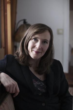 Jonna Bornemark medverkar regelbundet i Sveriges radios Filosofiska rummet. Foto: Volante.