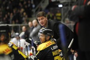 Thomas Paananen hoppas att VIK kan förbättra sitt powerplay mot Borlänge Hockey.