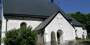 Det blir vacker gitarrmusik i Torpa kyrka på söndag. Bild: Rose-Marie Fasth